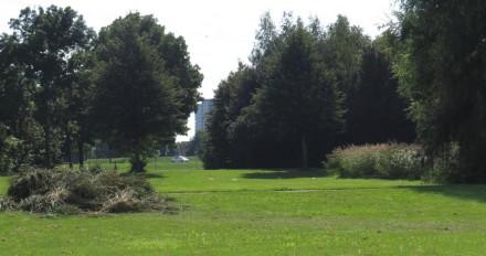 Vanaf de Green naar Veluwedreef
