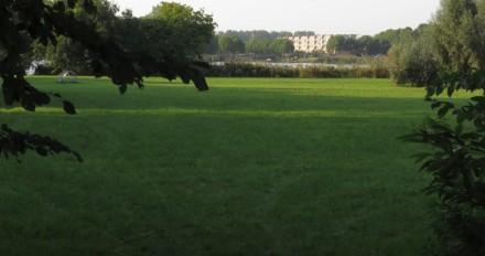 Hannie Schaftpark - Blik op Waterwijk