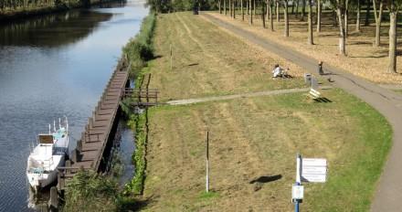 Vanaf 3e Geuzenbrug naar noorden