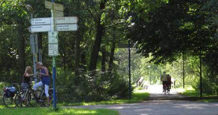 Kruispunt Burgerspad-Farflerpad