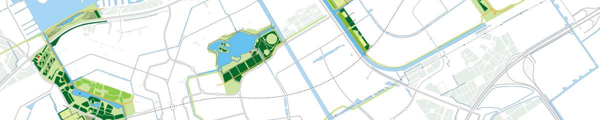 Parken in Almere