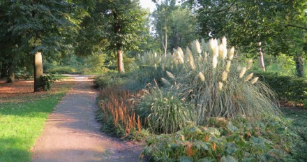 Bos der Onverzettelijken - Bij het Herdenkingsveld