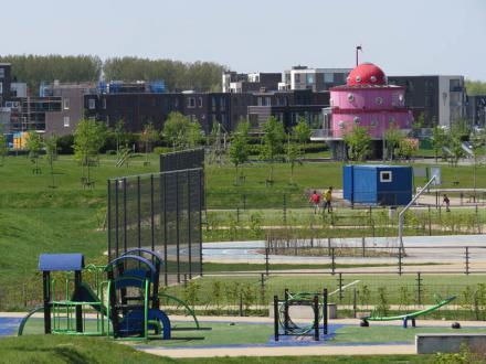 Playground & Klokhuis